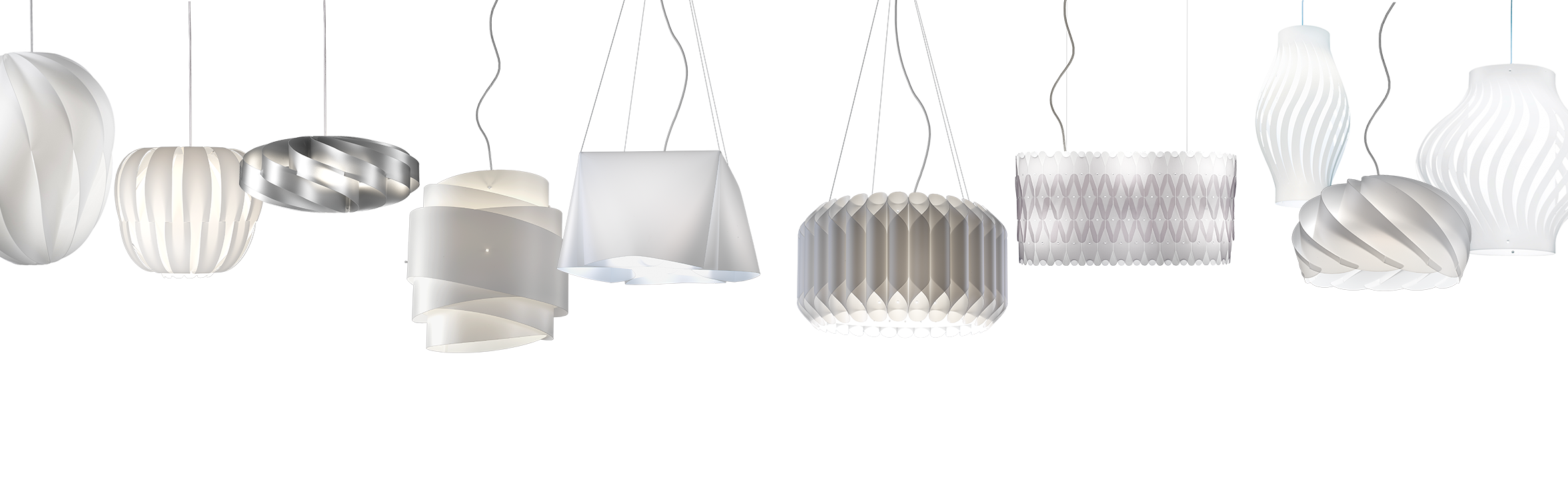 Lighting design products by Linea Zero