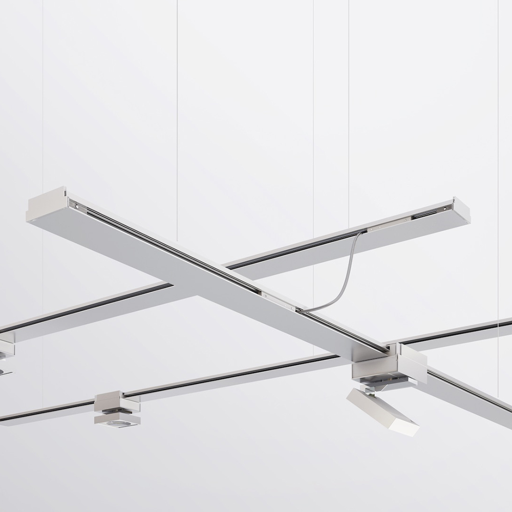 Nodo system - Innovative architectural lighting solution for interior design from Letroh